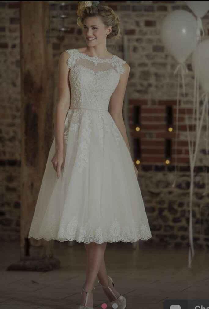 ¿Ya tenés tu vestido de novia? 👰 - 4