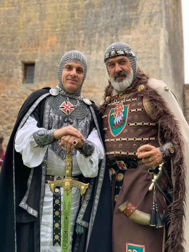 Boda medieval de Eduardo Rivara y Sheila González - 9