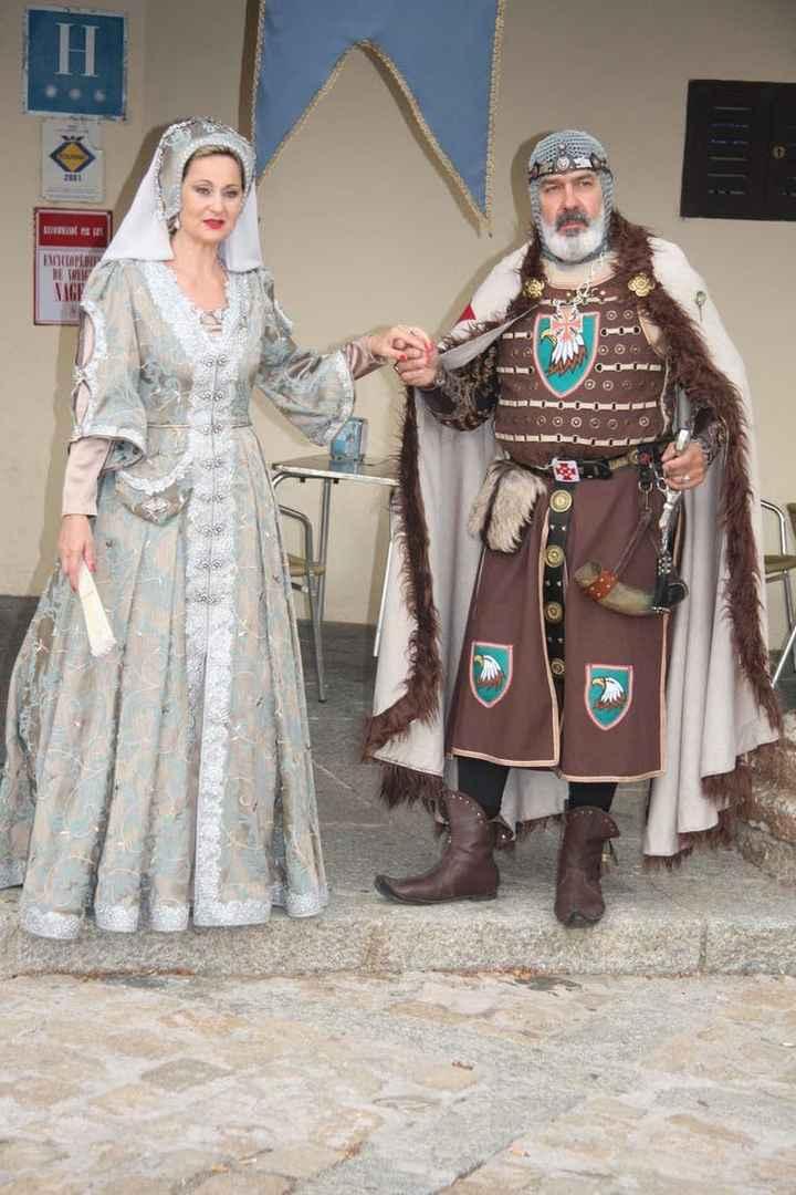 Boda medieval de Eduardo Rivara y Sheila González - 18