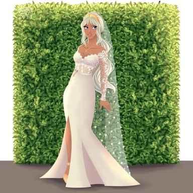 Princesas Disney de Novia - 15