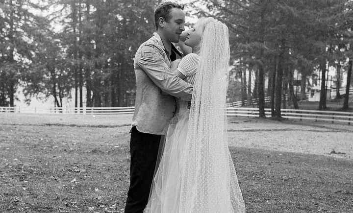 Pamela Anderson se casó con su guardaespaldas - 1