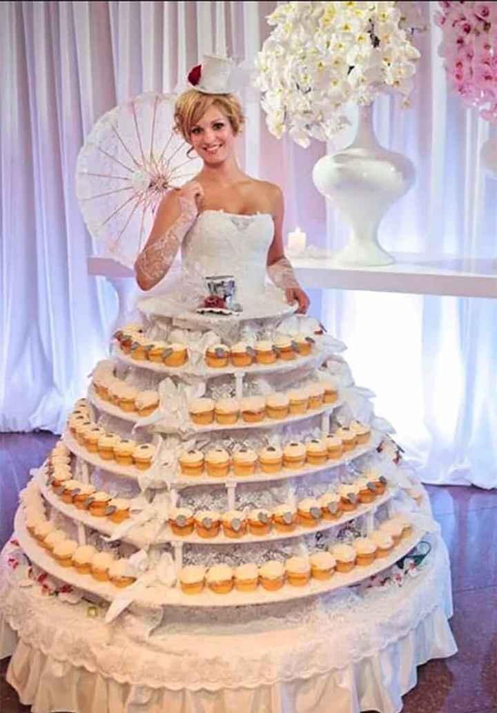 Perlita de viernes: vestidos de novia que dejaron a los invitados con la boca abierta :o - 10