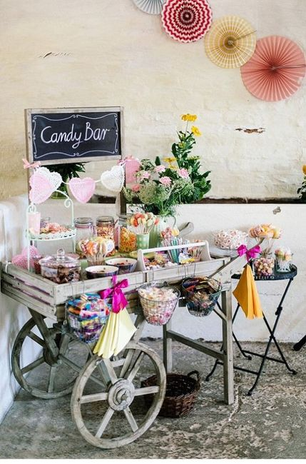 Candy Bar... estilo vintage 6
