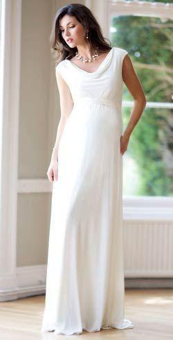 Vestido Embarazada Novia Vintage Para Estilo OHUOxvp cb4ddc6199d4