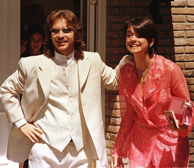 Araceli Gonzalez: sus bodas 1