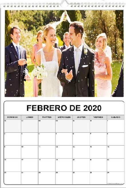 """""""novias Febrero 2020, digan presente"""" 1"""