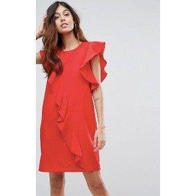 Vestidos de Civil - color rojo 8