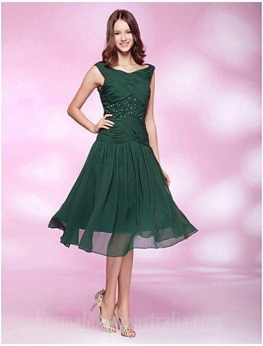 Vestidos de Civil - color verde 2
