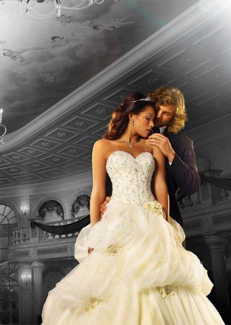 vestidos de novia: inspirados en princesas de disney