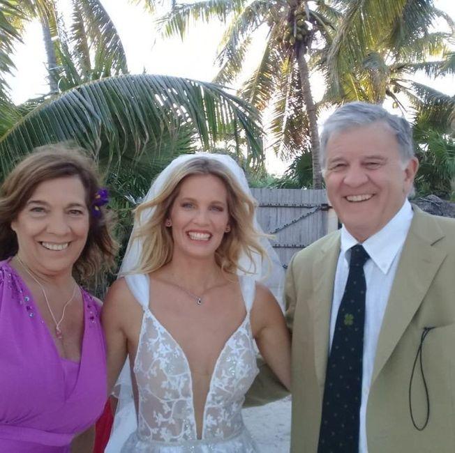 El Casamiento de Liz Solari 2