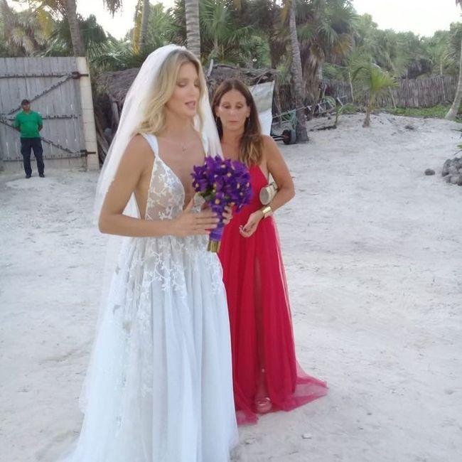El Casamiento de Liz Solari 6