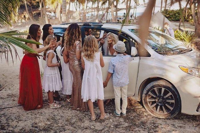 El Casamiento de Liz Solari 8