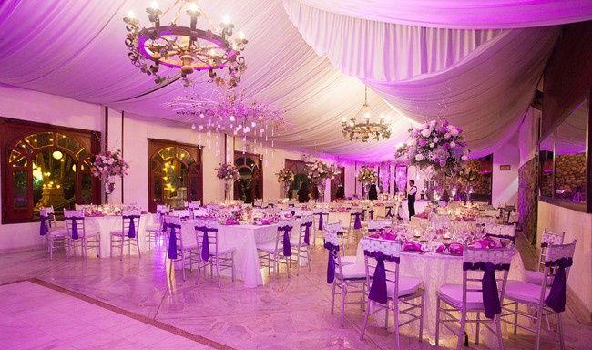 Reglas de la decoración de bodas modernas 3