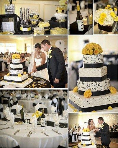 Reglas de la decoración de bodas modernas 6