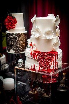 Ideas: boda temática terror 15