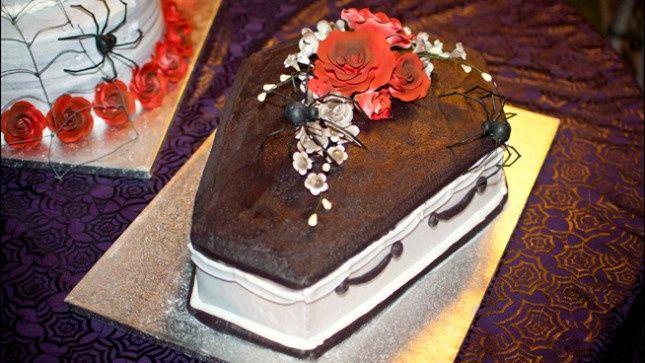 Ideas: boda temática terror 21
