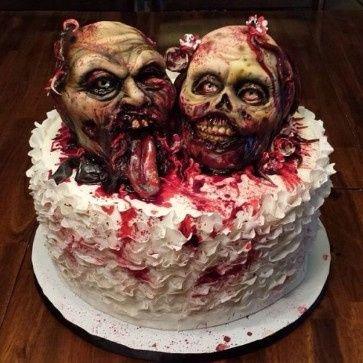 Ideas: boda temática terror 23