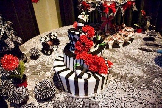Ideas: boda temática terror 24