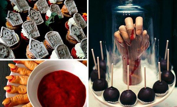 Ideas: boda temática terror 27