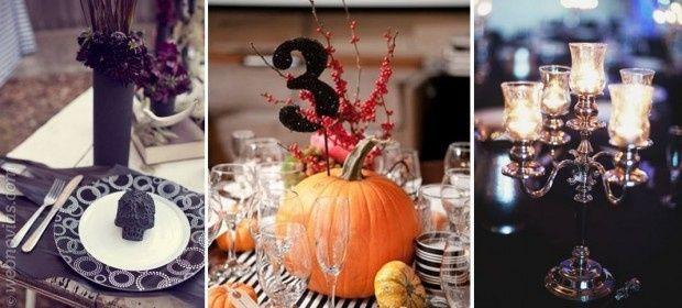 Ideas: boda temática terror 29