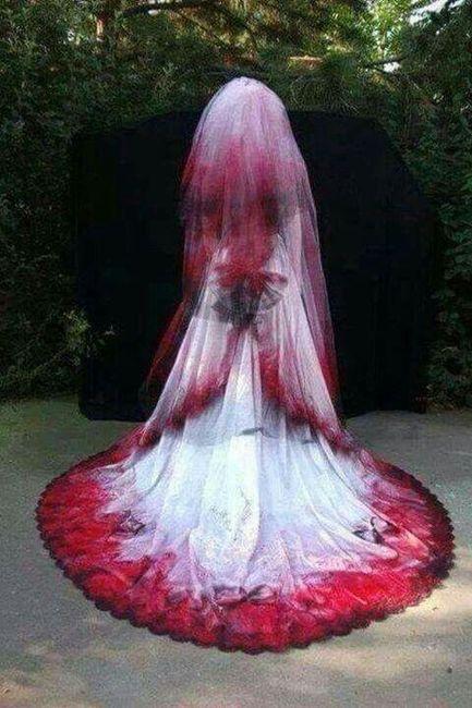 Ideas: boda temática terror 39