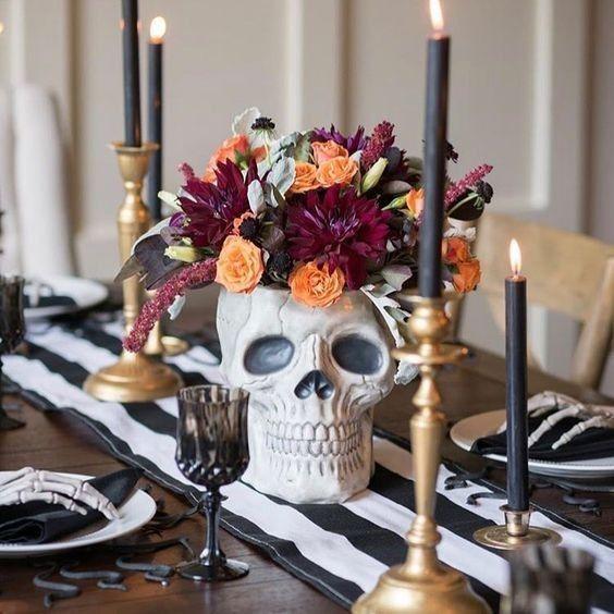Ideas: boda temática terror 40