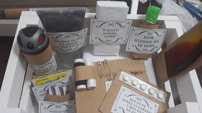 Kit de emergencia para los baños DIY  ✔ 3