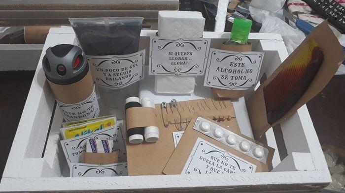 Kit de emergencia para los baños DIY  ✔ 5