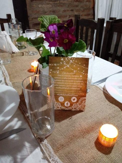 Naty & Dami - Los detalles de nuestra boda 6