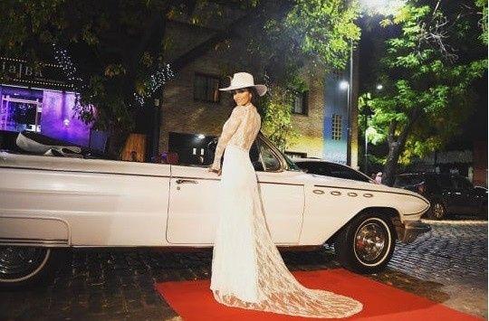 Las bodas de Paz Cornú y Jorge Rial made in Argentina 4