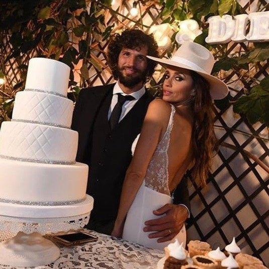 Las bodas de Paz Cornú y Jorge Rial made in Argentina 5
