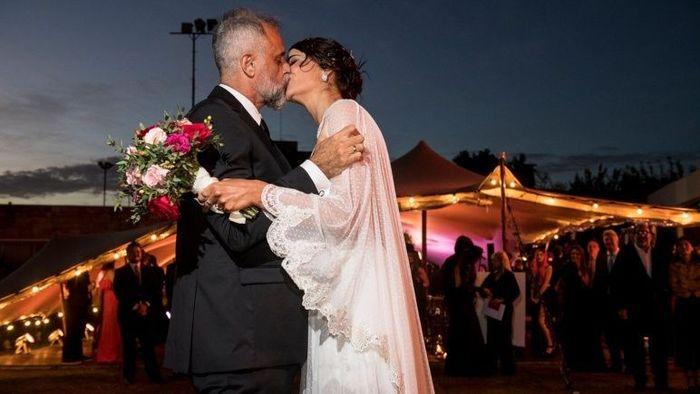 Las bodas de Paz Cornú y Jorge Rial made in Argentina 10