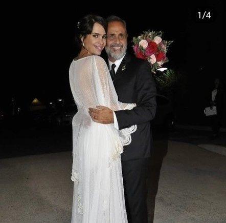 Las bodas de Paz Cornú y Jorge Rial made in Argentina 16