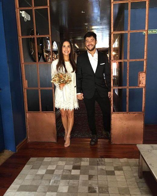 La soñada boda de Florencia Prada y Gustavo Vanadía 3