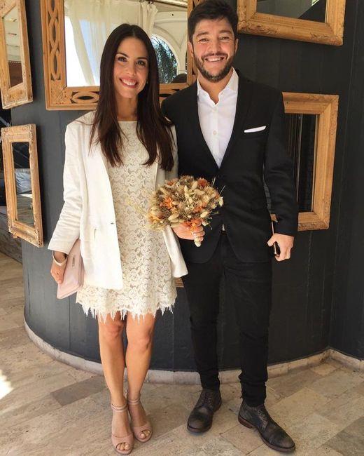 La soñada boda de Florencia Prada y Gustavo Vanadía 4
