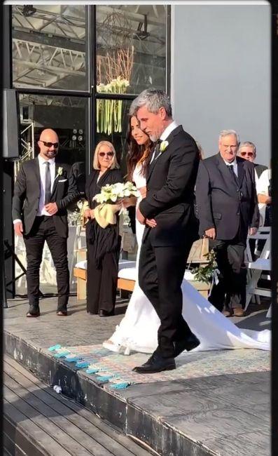 La soñada boda de Florencia Prada y Gustavo Vanadía 5