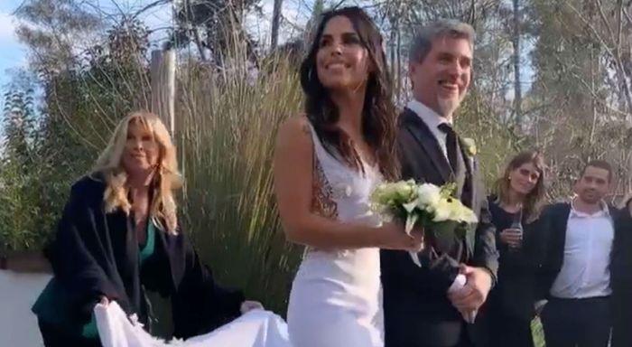 La soñada boda de Florencia Prada y Gustavo Vanadía 7
