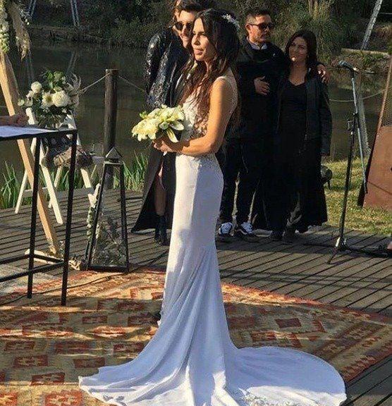 La soñada boda de Florencia Prada y Gustavo Vanadía 8