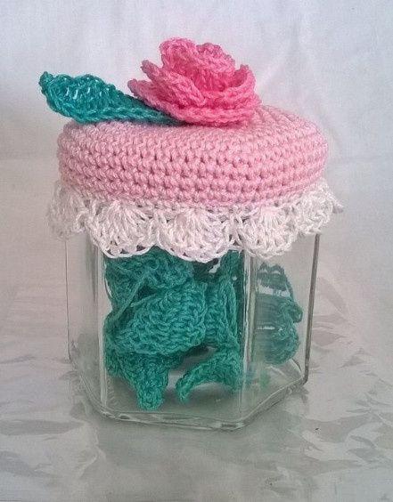 Souvenir hechos al crochet 9