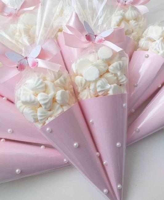 Dulces color rosa 1