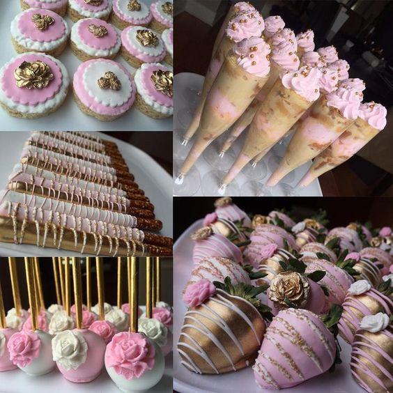 Dulces color rosa 4