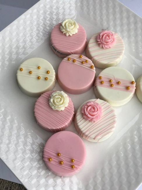 Dulces color rosa 5