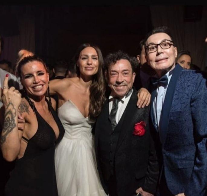 Casamiento de Pampita y Roberto Roberto García Moritán: Fiesta y demás 19