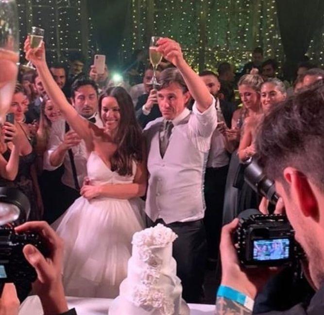 Casamiento de Pampita y Roberto Roberto García Moritán: Fiesta y demás 29
