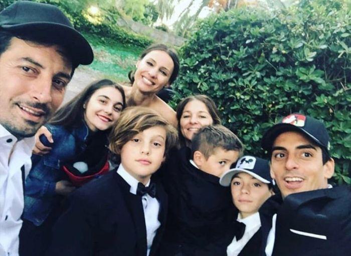 Casamiento de Pampita y Roberto Roberto García Moritán: Fiesta y demás 41