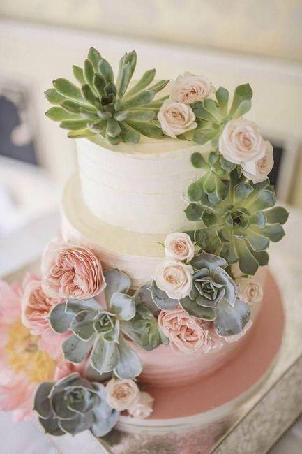 Mesa dulce temática: Cactus 15