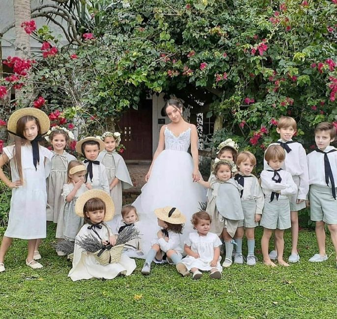 Casamiento de Evaluna y Camilo 7