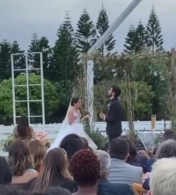 Casamiento de Evaluna y Camilo 12