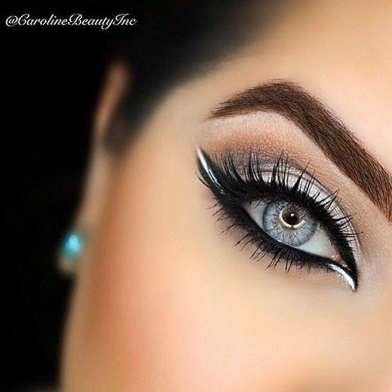 Tendencia en Make Up: doble delineado 1
