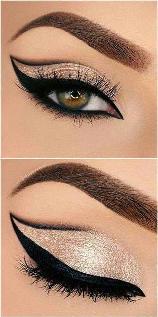 Tendencia en Make Up: doble delineado 3